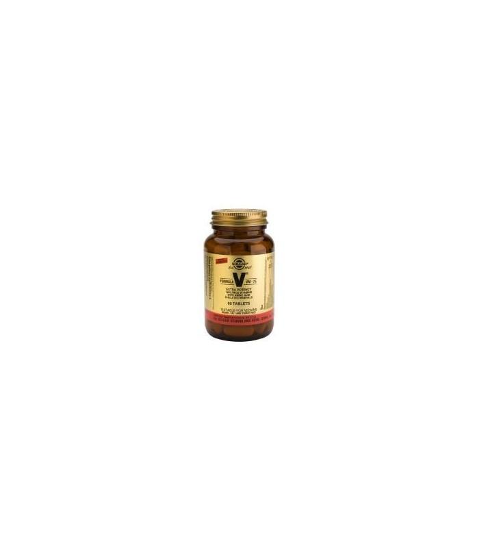 Solgar Formula Vm-75 60 Comprimidos