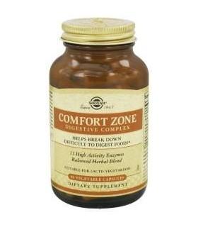 Solgar Comfort Zone Digestive Complex 90 Capsulas