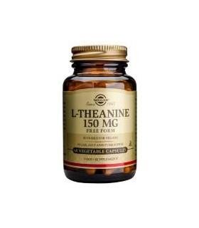 Solgar L- Teanina 150 Mg 60 Capsulas