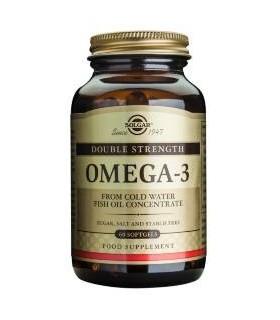 Solgar Omega 3 Alta Concentracion 30 Capsulas