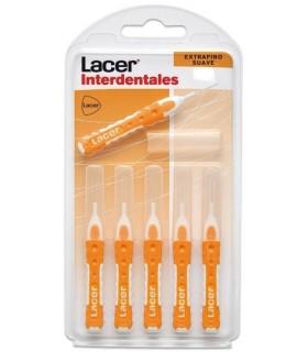 Lacer Cepillo Interdental Extrafino 4 Unidades