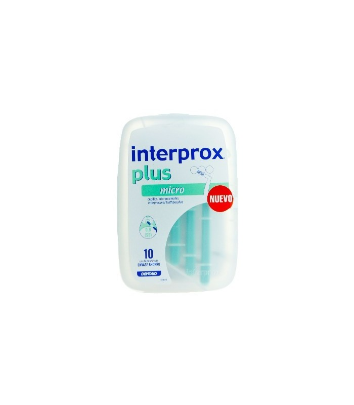 Dentaid Interprox Plus Micro 10 Unidades