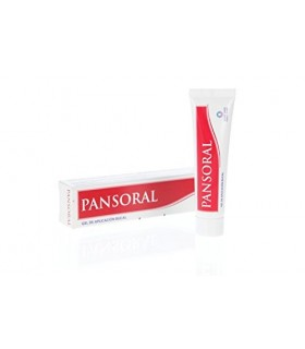 Pansoral Gel Bucal 15 Ml