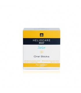 Heliocare 360º Junior Oral Sticks 20 Sobres