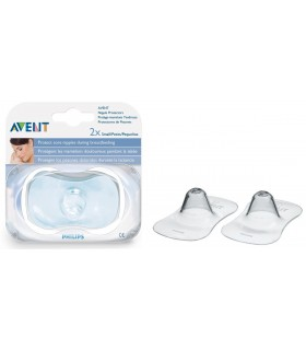 Avent Philips Protector De Pezon Mini 2 Unidades