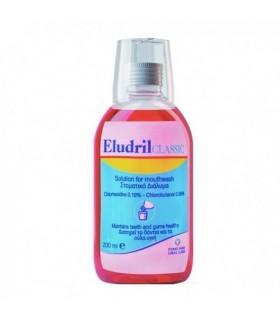 Eludril Solucion  Clorhexidina 200 Ml