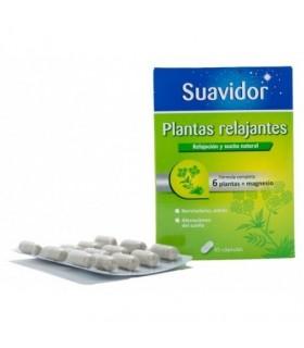 SUAVIDOR PLANTAS RELAJANTES 45 CAPS