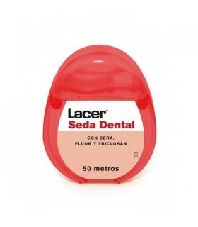 Seda Dental Lacer Cera Y Fluor