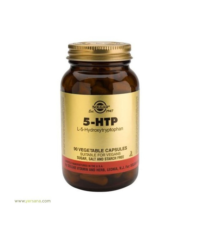 Solgar 5 Hidroxitriptófano 5-HTP 90 Capsulas