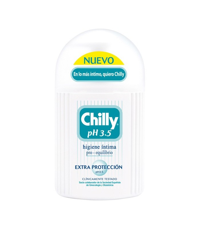 Chilly Gel Intimo Ph 3.5 Extra Proteccion 200 Ml