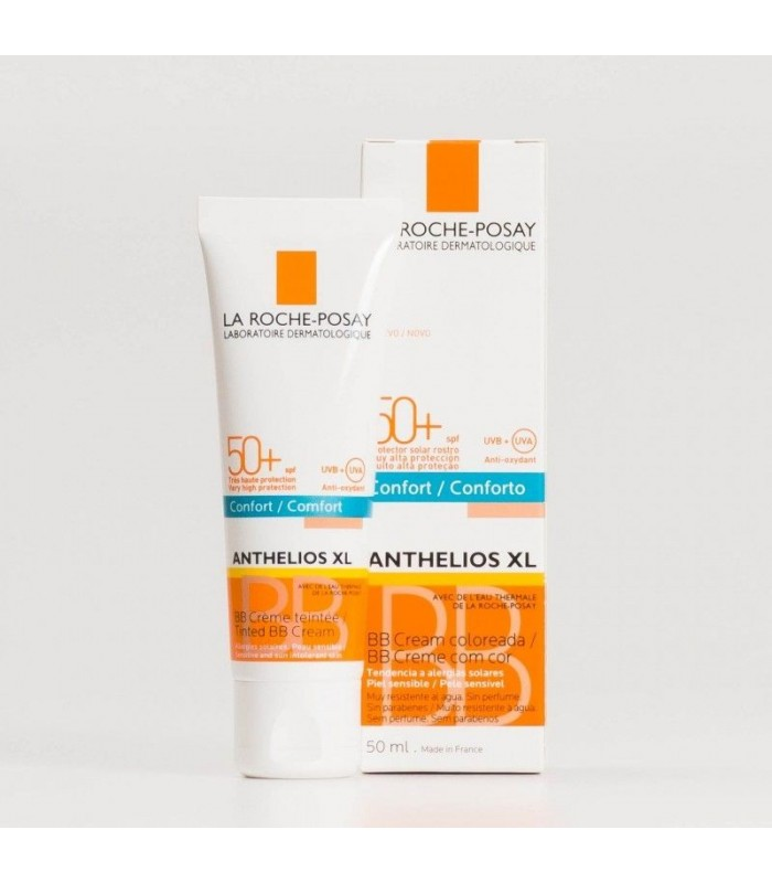 Anthelios Xl 50 Bb Crema Coloreada La Roche