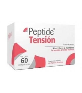 PEPTIDE TENSION 60 COMPRIMIDOS