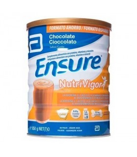 ENSURE NUTRIVIGOR 850 GR LATA CHOCOLATE