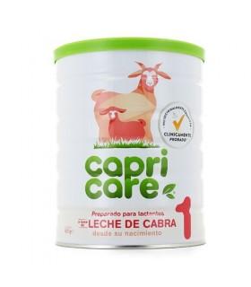 CAPRICARE 1 PREPARADO LACTANTES LECHE DE CABRA 8