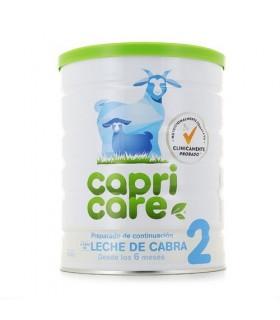 Capricare 2 Leche infantil a base de leche de Cabra 800 Gramos