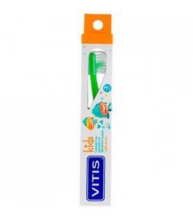 CEPILLO DENTAL INFANTIL VITIS KIDS