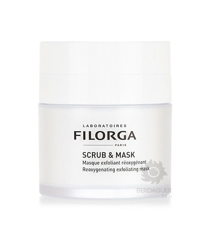 Filorga Scrub & Mask Mascarilla Exfoliante 55 Ml