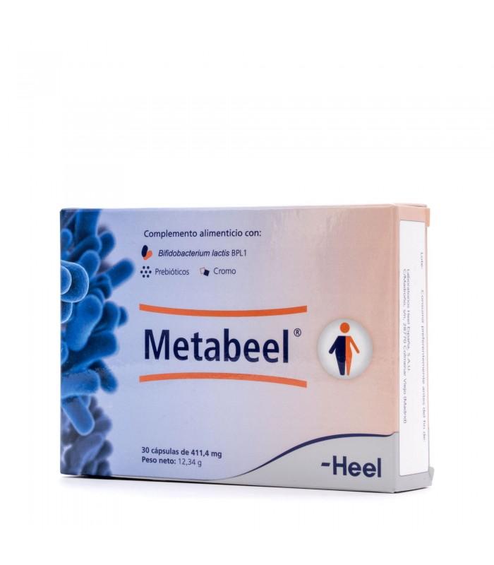 Metabeel 30 Cápsulas Probiótico