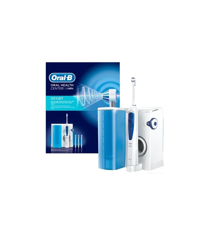 OXYJET IRRIGADOR DENTAL ELECTRICO ORAL- B