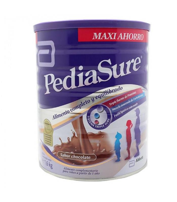 Pediasure Polvo Chocolate 1.6 KG