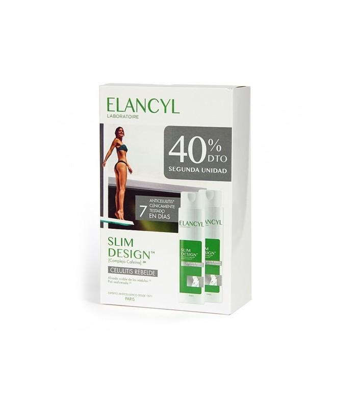 ELANCYL SLIM DESIGN PACK 2 X 200 ML