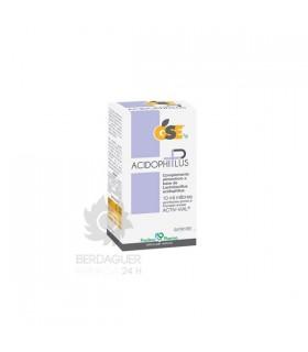 GSE Acidophilus 30 Capsulas Vegetales