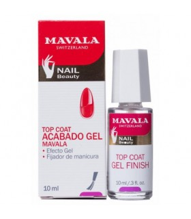 Mavala Top Coat (Fijador Transparente)