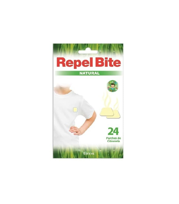 Repel Bite Repelente Insectos 24 Parches