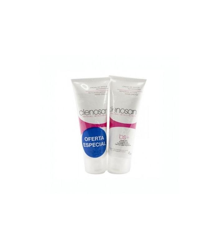 Clenosan Duplo Crema Manos Bs+