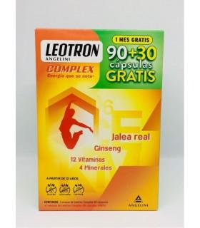 Leotron Complex 90 Capsulas+30 Gratis
