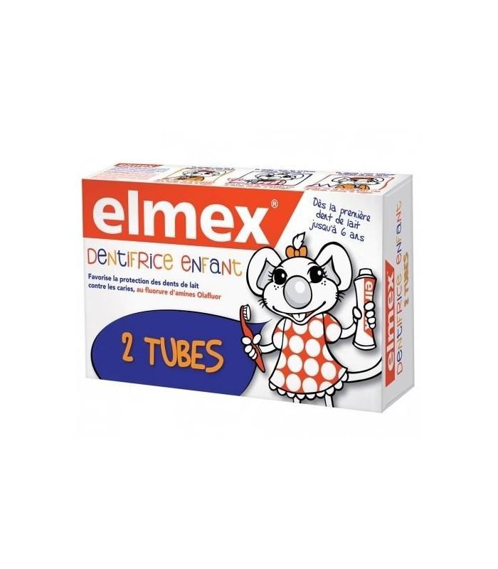 Elmex Pack Dentifrico Infantil 2 Unds