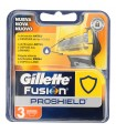 Gillette Recambio Fusion Proshield 3 UDS