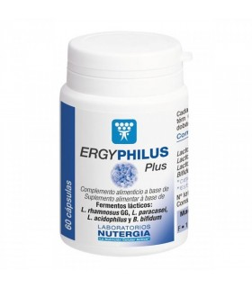Ergyphilus Plus 60 Cápsulas