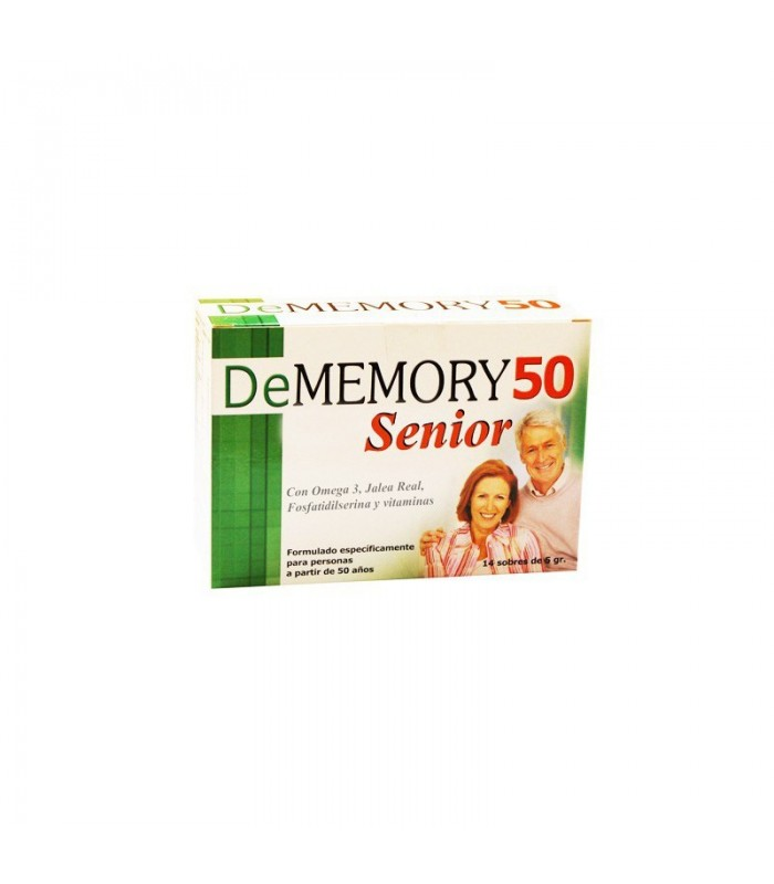 De Memory 50 14 Sobres