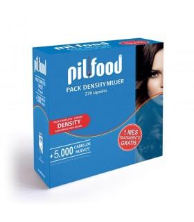 Pilfood Density Mujer 3 Meses Pack 270 Cápsulas