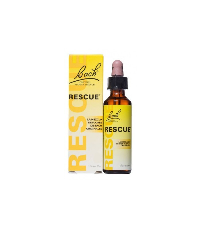 Rescue Remedy Bach 20 Ml
