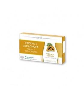 Alcachofa Papaya Roha 30 Grageas