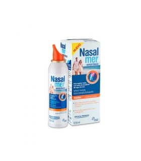 Nasalmer Spray Niños  Nasal Hipertonico Suave 12 Ml
