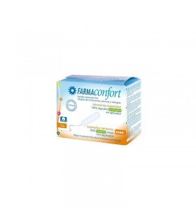 Farmaconfort Tampones Digital Algodon Super Plus 15 U