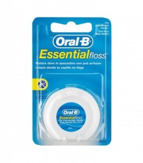 Seda Dental Oral-B Essential Flos Con Cera Menta