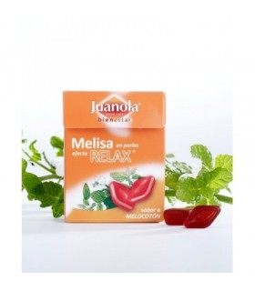 Perlas Juanola  Melocoton-Melisa 25 G