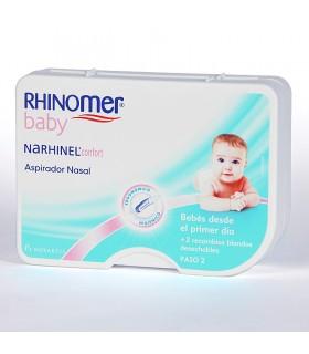 Rhinomer Baby Narhinel Aspirador Nasal Confort
