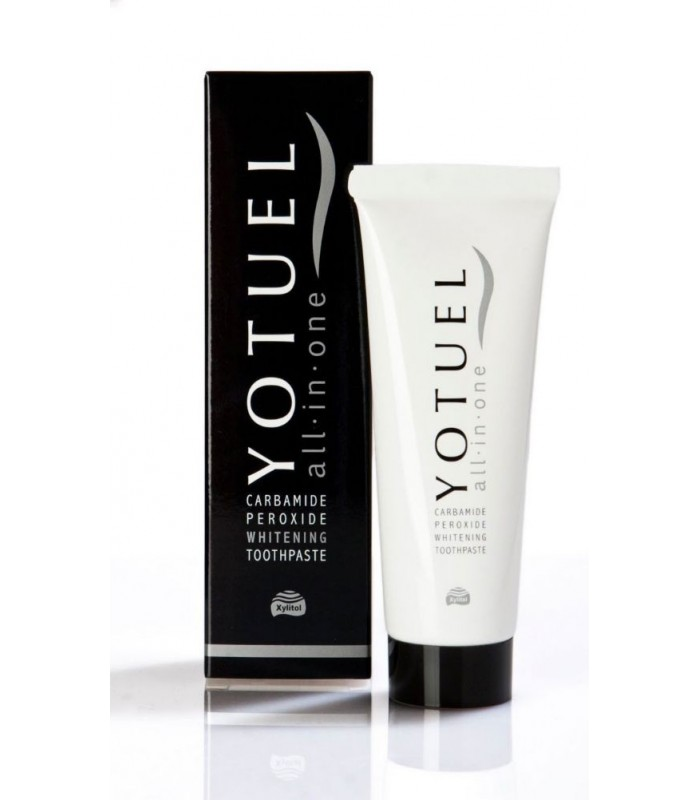 Yotuel Pasta Dentifrico All In One 75 Ml