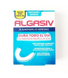 Algasiv Almohadillas Inferior 30 Unidades