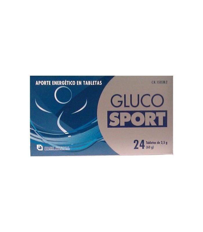 Glucosport 2,5 G 24 Tabletas