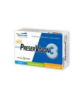 Preservision 3 Bausch Lomb 60 Capsulas