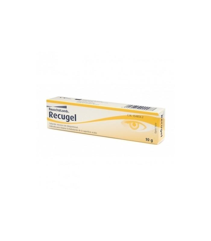 Recugel (Dexpantenol Ocular)