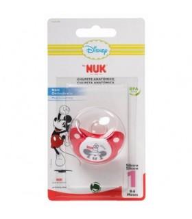 Nuk Chupete Silicona Disney Mickey T1