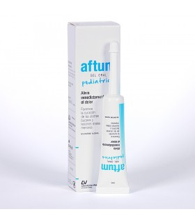 Aftum Gel Oral Pediatrics 15 Ml