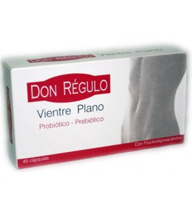 Don Regulo Vientre Plano 45 Capsulas